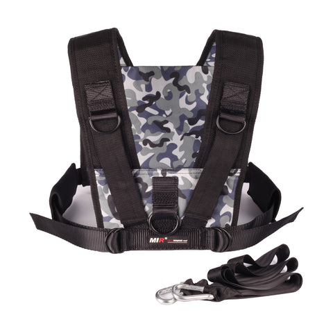 MIR POWER SLED HARNESS (ARCTIC CAMO)