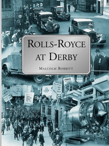 Rolls-Royce at Derby