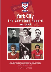 York City: The Complete Record 1922-2008
