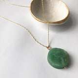 Green Aventurine Necklace - Wholesale