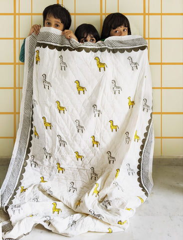 SNUGGLE - The Blanket You Know You Need for Kids During Monsoon