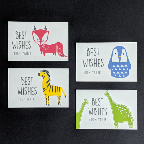 TAG - Personalised Gift Tags : Equal Mix