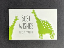 TAG - Personalised Gift Tags : Dreamy Dino