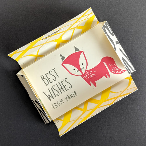 TAG - Personalised Gift Tags : Fancy Fox