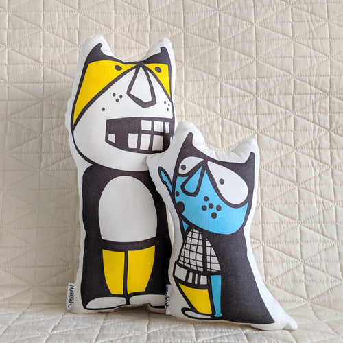 CUDDLE - Plush Toys : Kapow! Plush Toys - Mapayah