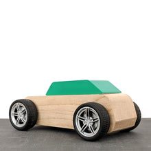 WHEELS - Toy Cars : Rally Green