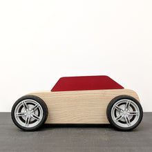 WHEELS - Toy Cars : Rally Red
