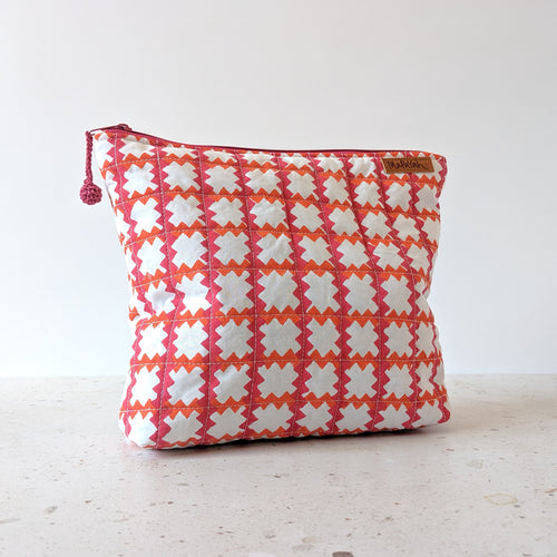TRAVEL - Toilet Bag : Pitter Pattern