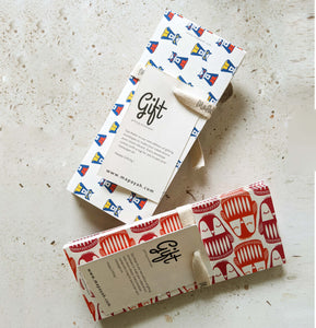 GIFT - Gift Envelopes : Supermeow / Blue Stationery - Mapayah