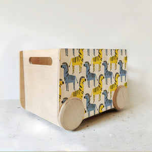 ROLL - Rolling Storage Bin : Zany Zebra Furniture - Mapayah