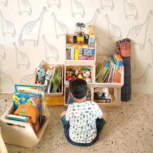 STACK - Stackable Storage Bin : Superboy Furniture - Mapayah