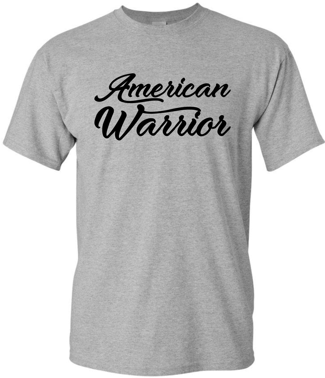 American Warrior - Short Sleeve T shirt