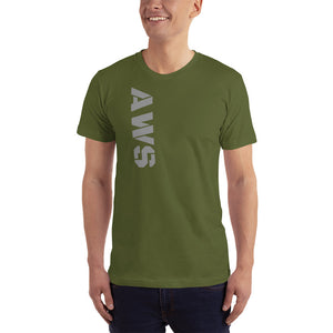 Non-Traditional AWS T-Shirt
