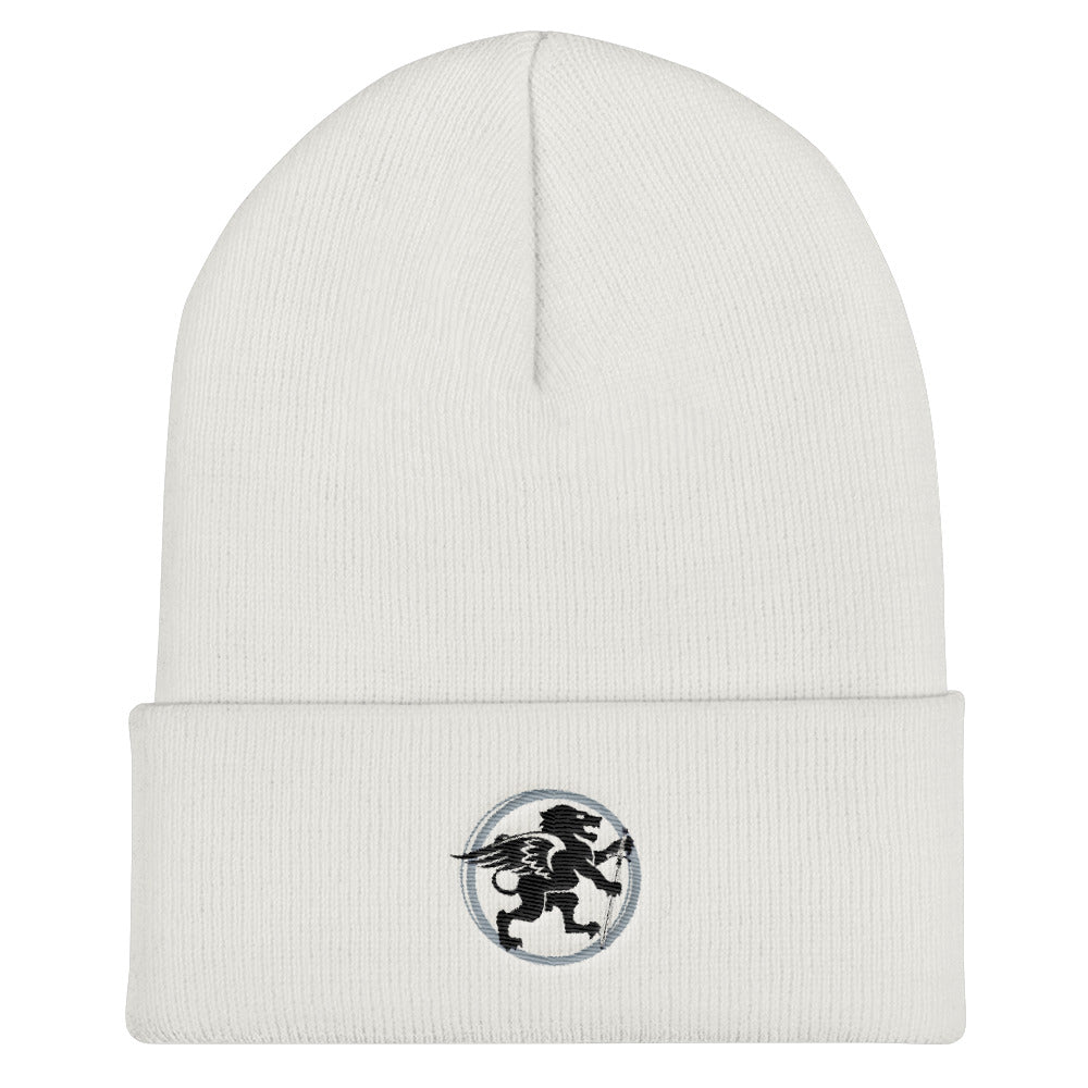 Warrior Cuffed Beanie