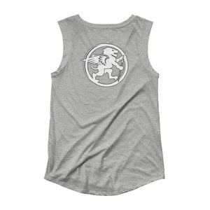 AWS Ladies' Cap Sleeve T-Shirt