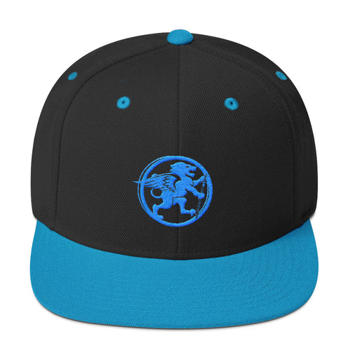 American Warrior Snapback Hat for the Cool Cats