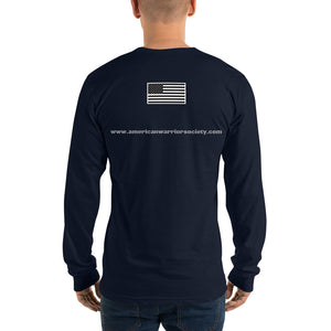 Non-Traditional AWS Long sleeve t-shirt