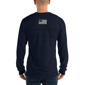 Classic AWS Long sleeve t-shirt