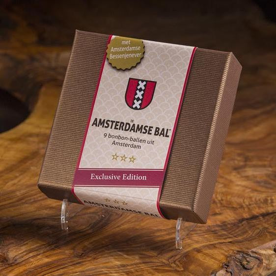De Amsterdamse Bal 9 stuks Exclusive Edition