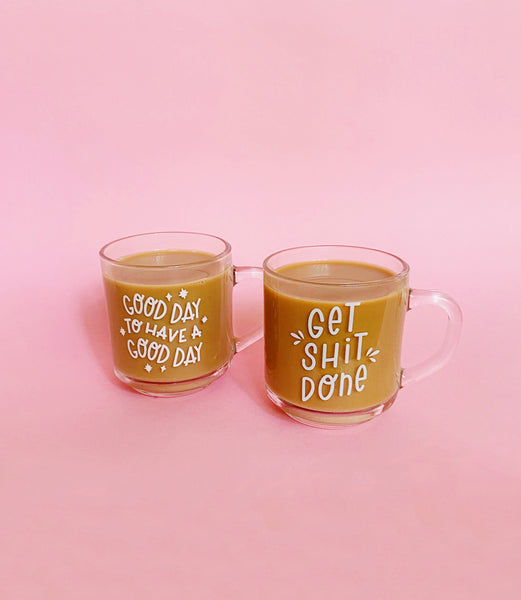 Girl Party Mugs