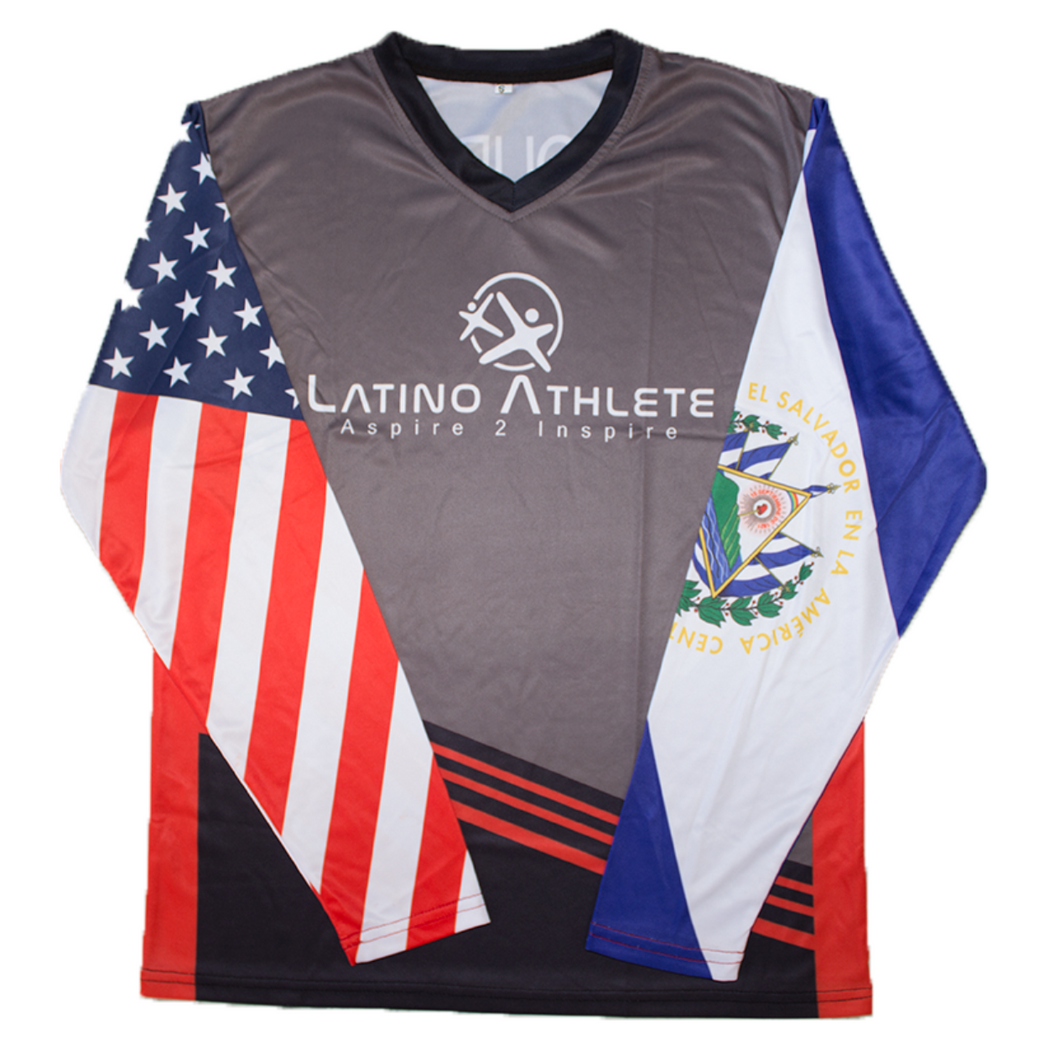 Salvadoran American Stripes