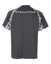Digital Camo Hook T-Shirt