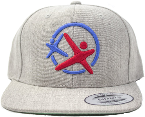 LatinoAthlete Snapback Gray - SOLD OUT