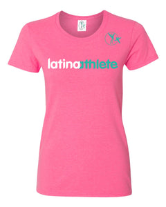 Latinathlete Women Short Sleeve