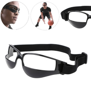 Basketball Goggles Sport Protective Eyewear Frame Professional Training with Adjustable Strap