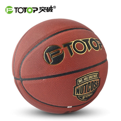 Size 7 Sweat-uptake PU Leather Basketball Sports Professionals Practice Indoor Outdoor Training Basketball Drop Shipping