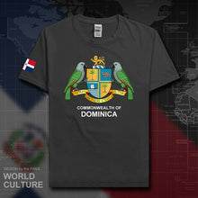 Dominican Republic Dominicana DOM men t shirt fashion jerseys nation team cotton t-shirt gyms clothing tees country Dominica 20