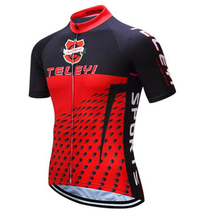 POWER ME 2017 COLOMBIA Cycling Jerseys Roupa Ciclismo/Breathable Racing Bike Cycling Clothing/Quick-Dry Mountain Bike Sportswear