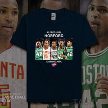 Al Horford t shirt men jerseys Dominican basketballer star tshirt brand fitness t-shirts fans tees cotton sweatshirt clothes 20