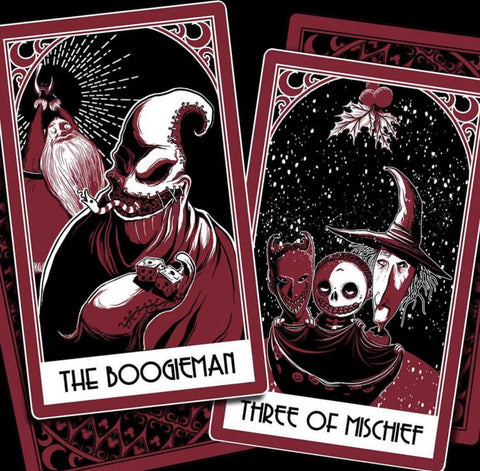 Nightmare Tarot Pack
