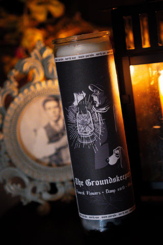 The Groundskeeper - The Haunted Collection