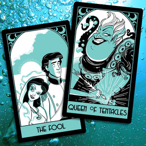 The Fathoms Below Tarot Pack
