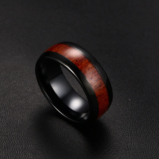 TC Dark Hardwood Ring