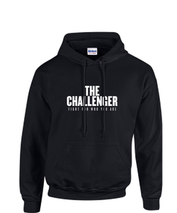 """The Challenger"" Official Hoodie"