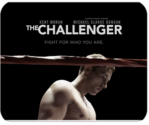 """The Challenger"" Official Mousepad"