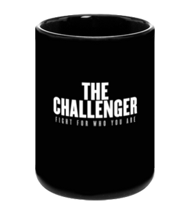 """The Challenger"" Official Mug"