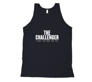 """The Challenger"" Official Tank Tops"