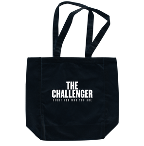 """The Challenger"" Official Totebag"