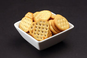 Basket of Assorted Crackers