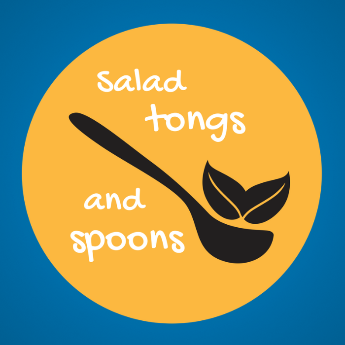Salad Serving Tongs/Spoon
