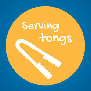 Serving Tongs