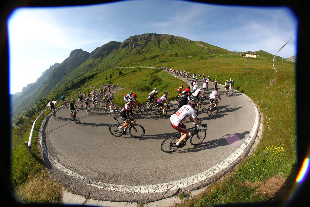 Maratona dles Dolomites: For cyclists who like their climbs short and dirty!