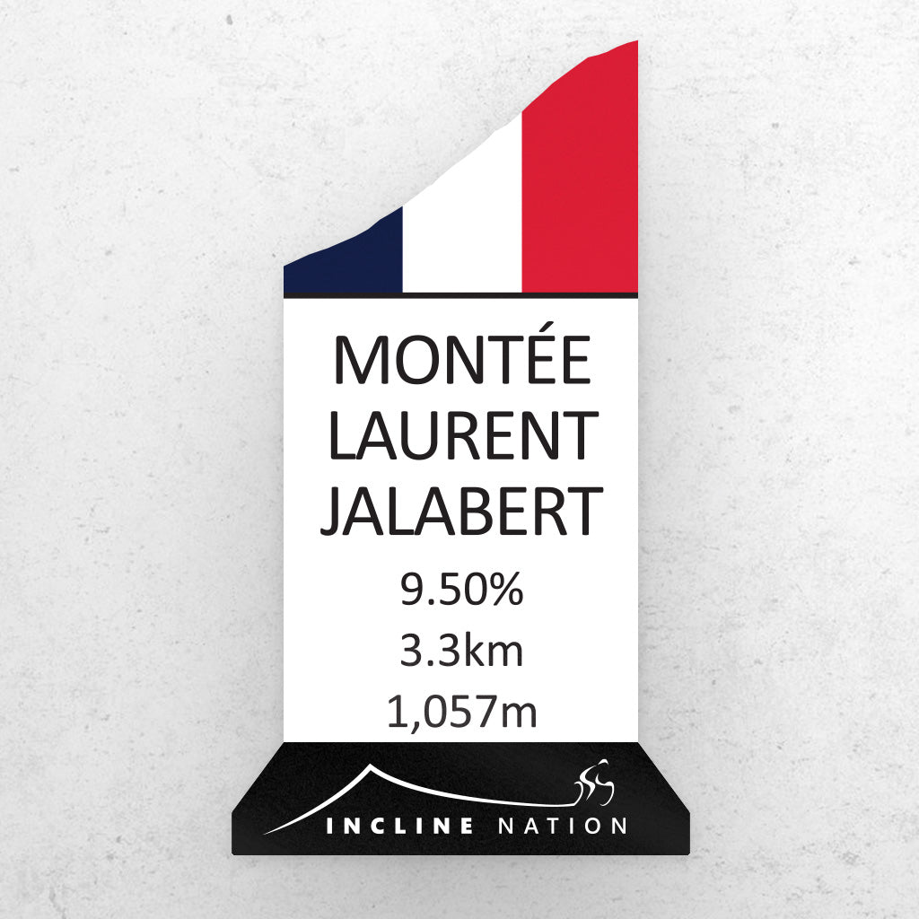 Montee Laurent Jalabert