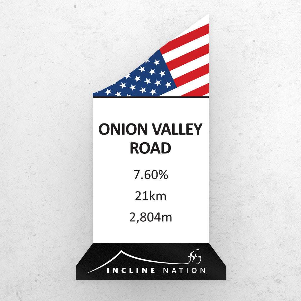 Onion Valley Road
