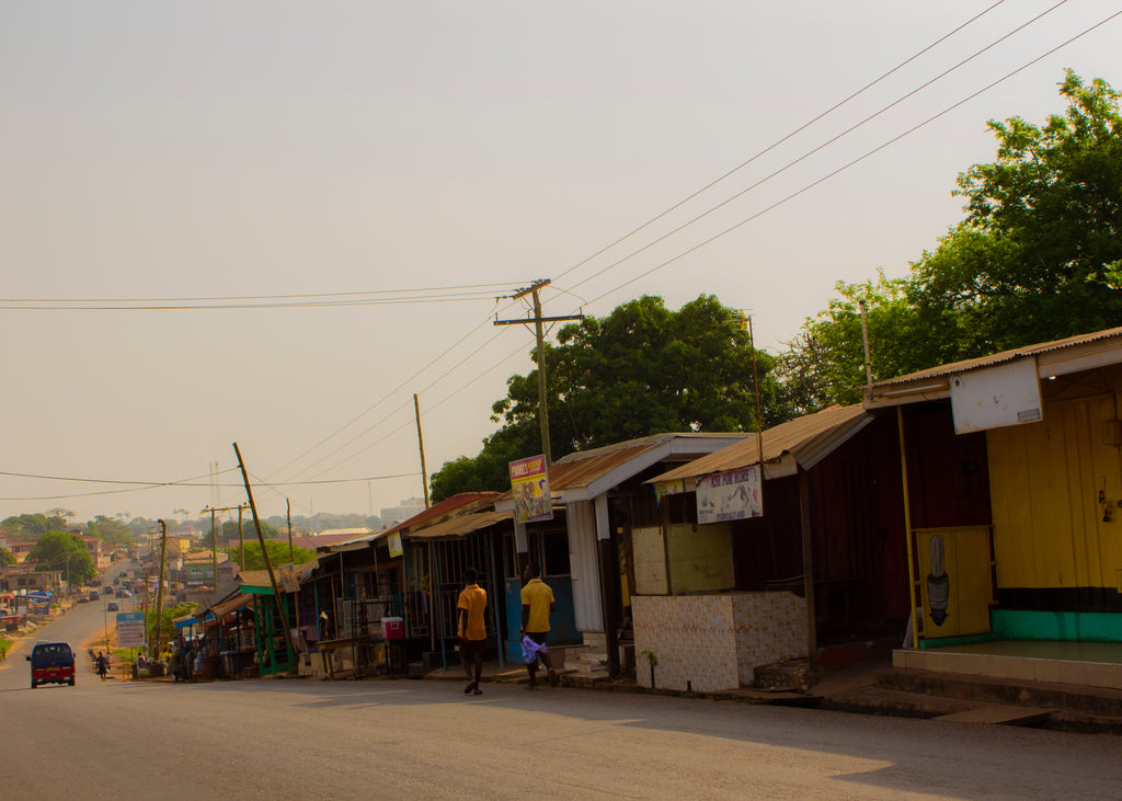 Picture of Nzema in Ghana