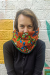 Autumn Leaf Snood
